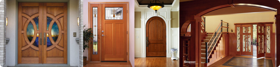 Simpson Doors