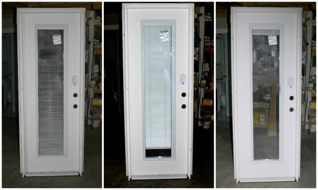 Bargain Codel Door With Blinds The Window Door Shoppe