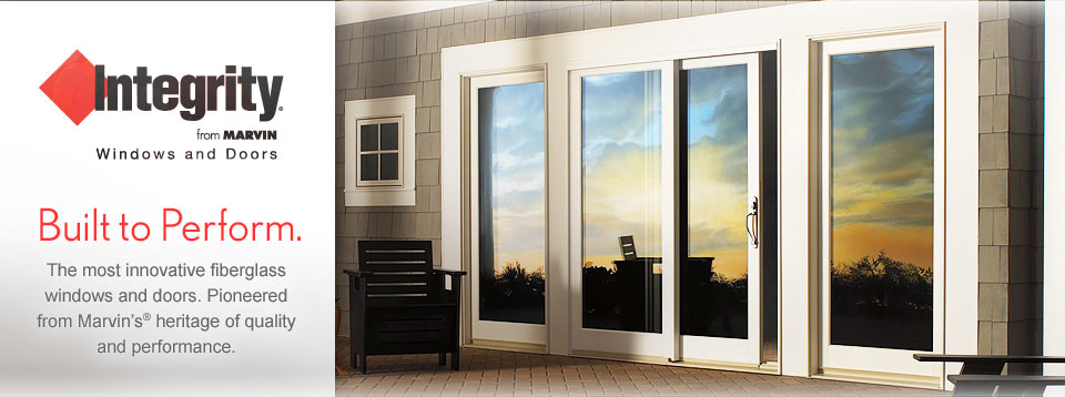 Marvin windows doors at the window door shoppe the for Marvin integrity window reviews