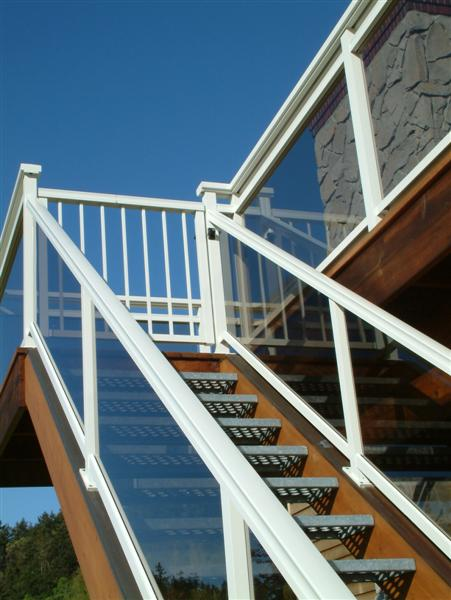 Crystalite Railing Systems The Window Amp Door Shoppe