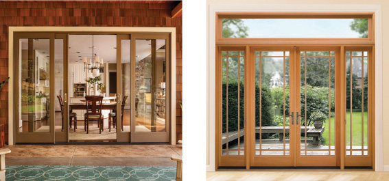 Milgard Essence™ Series Patio Doors Are The Perfect Companion To Essence™  Series Windows. Essence™ Doors Combine The Durability Of A Fiberglass  Exterior And ...