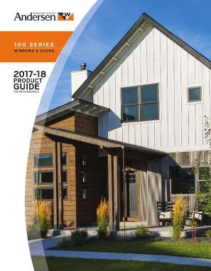 Page 1 Andersen Windows Patio Doors 2017 18 100 Series