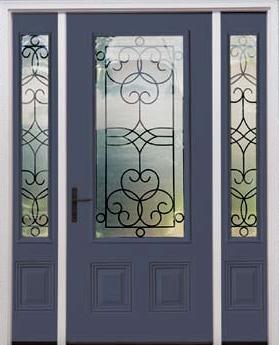Therma-Tru Steel Door PG147