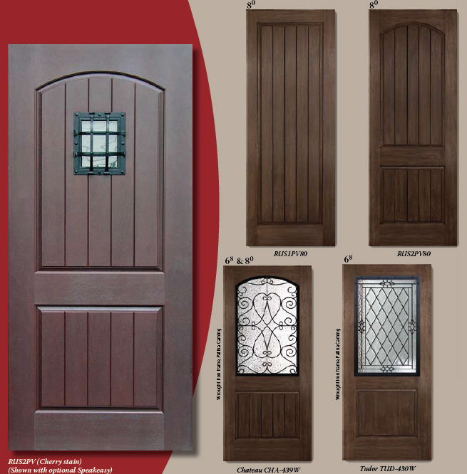 Codel Rustic Collection