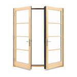 Elevate Swinging French Door
