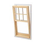 Ultimate Wood Double Hung Insert