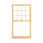 Ultimate Wood Double Hung Magnum